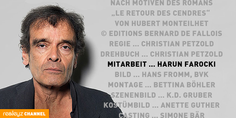 Petzold Interview Harun Farocki