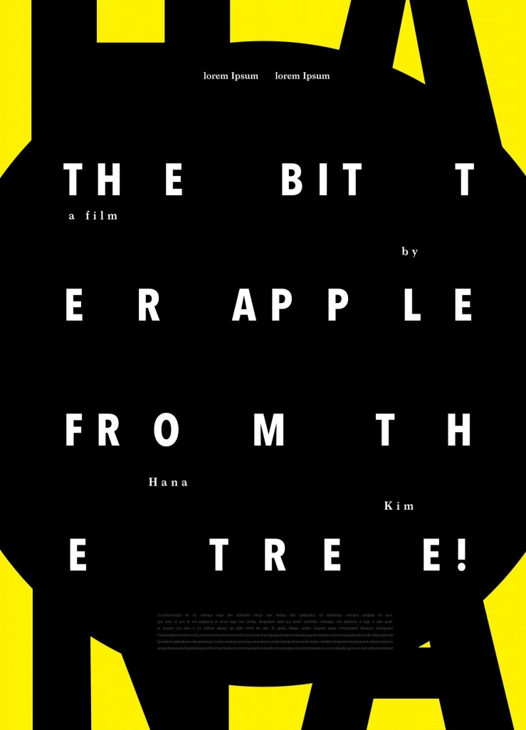 The bitter Apple_