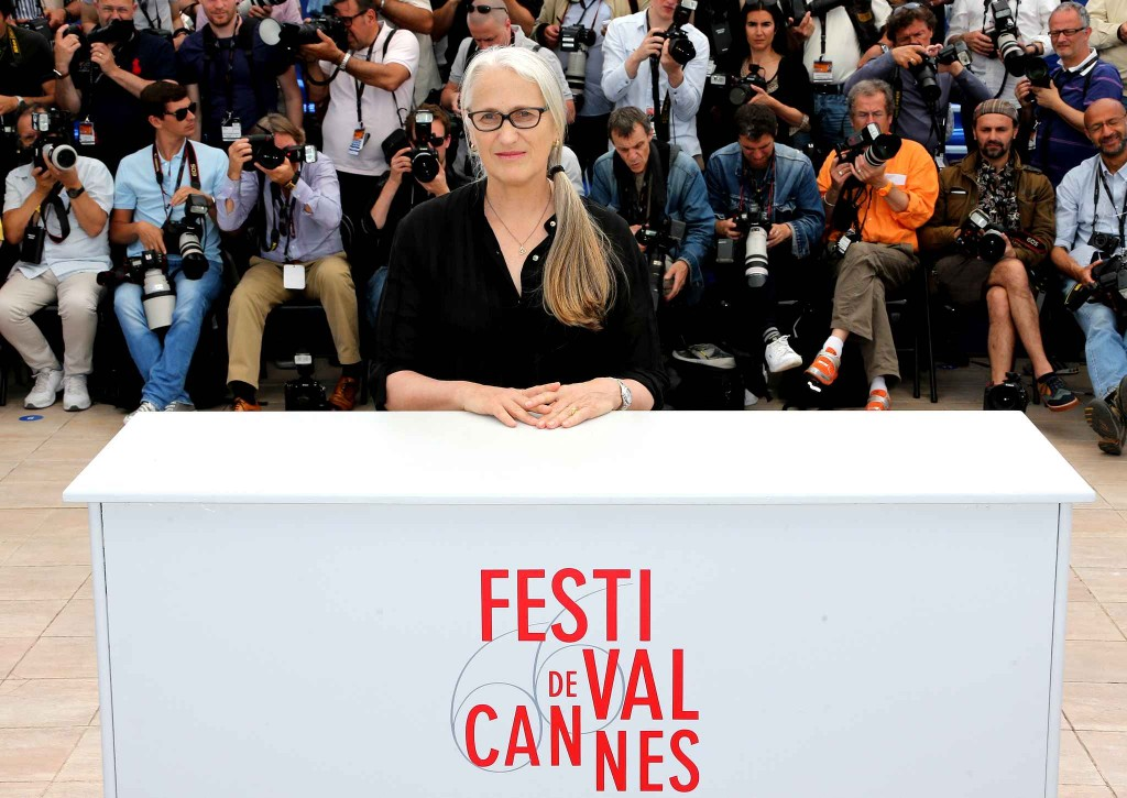 2014 Cannes jury president  Jane Campion