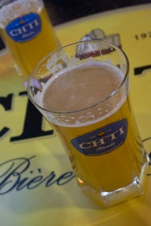 Beer from the Ch'ti region in France